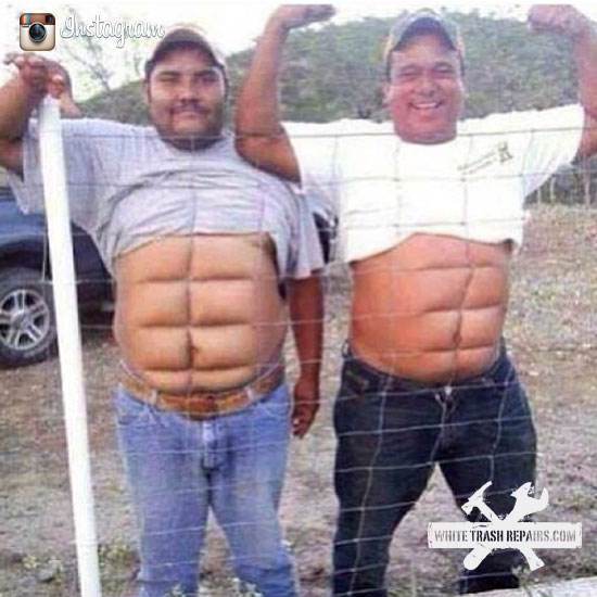 6 Pack Fence Wire Abs