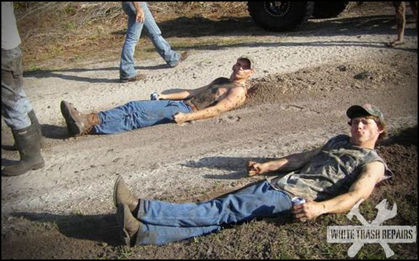 Redneck Lounge Chairs