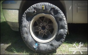 Stuffed Tire