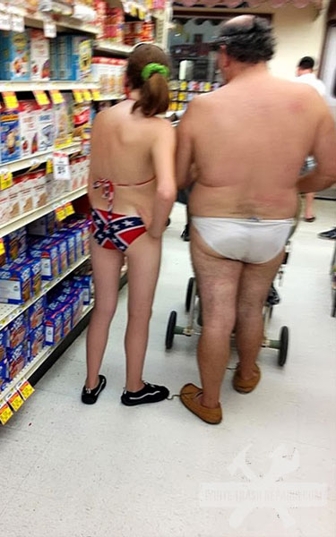 Shopping in the South