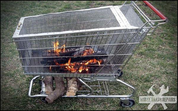 Portable Bonfire