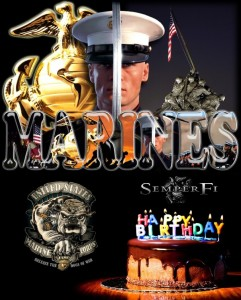 Happy Birthday Devil Dogs!