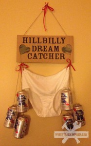 Hillbilly Dream Catcher