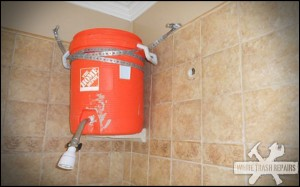 Home Depot Shower