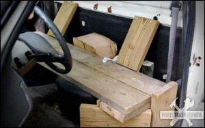 Truck Bench Seat