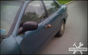Car Doorknob