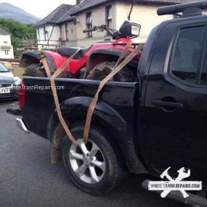 Tie Down Issues