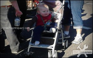 Bungee Cord Stroller