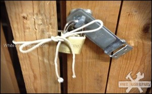 Secure Lock Up