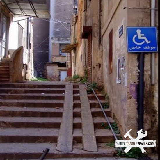 Handicap Ramp