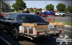 Redneck Conversion Truck
