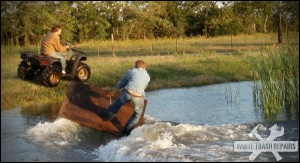Hillbilly Surfing
