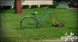Bike Mower