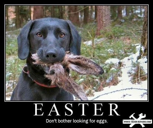 Easter Hunting