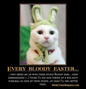 Every Bloody Easter