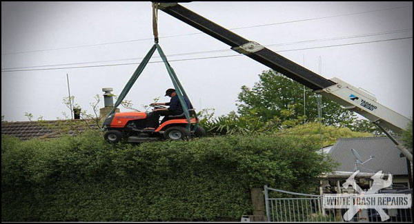 hedge-mower