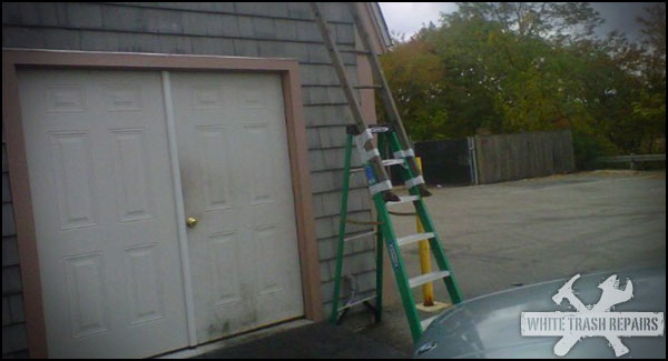 ladders-taped-together