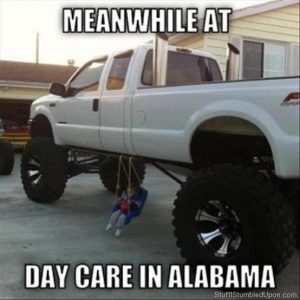 redneck-meme-redneck-daycare-monster-truck-diy-child-swingjfdfj